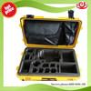 Shanghai OEM manufacturer injection molded engineering PP waterproof hard plastic camera case waterproof