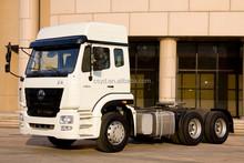 Sinotruk Hohan 6*4 Euro 3 Tractor Truck/Trailer Head/ prime mover