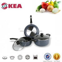 Forged cookware stone cookware cook stone