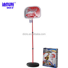 Children Mini Adjustable Outdoor Basketball Stand
