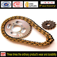 High Performance Transmission Part,Motorcycle Transmission Chain Kit Best Quality