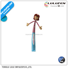 Health Care Professional Bend-A-Promotional Pen (Female) (Lu-Q64214)