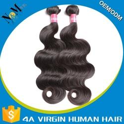 Hot selling Body Wave myanmar hair