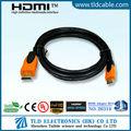 Cable HDMI de alta velocidad de 1,4 V, CABLE HDMI Ethernet M/M 3D 1080p para HDTV, XBOX