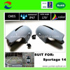 CE certificate specialized 360 degree security camera system for KIA-Sportage 14