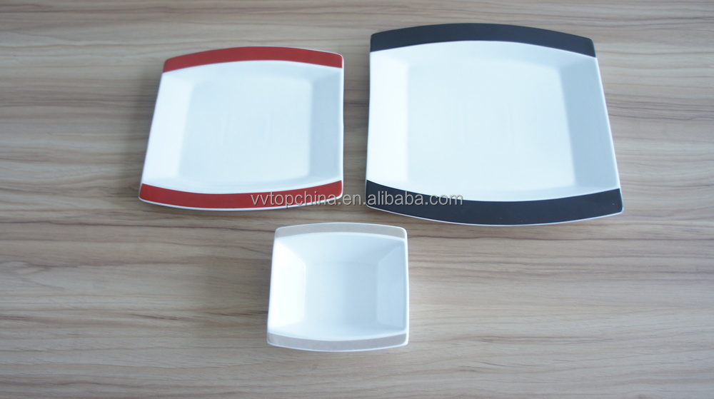 factory direct porcelain plates dishes for wholesale 2014