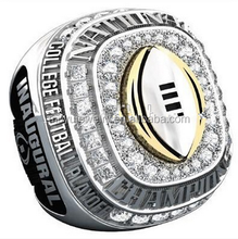 2015 Ohio State Buckeyes National Collegiate Athletic Association Football and Basketball championship rings