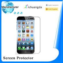 manufacturer tempered glass screen protector for iphone 6 screen protector mobile accessory accept Paypal