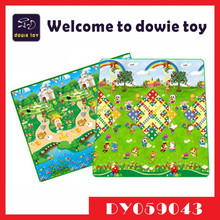 Most Popular Large Play Mats For Babies Happy Holidays Flying Chess Game Paddouble Side Game Play Mats For Babies