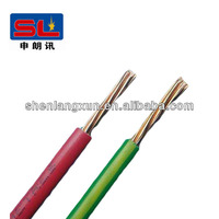 copper wire prices solid or stranded wire BV,BVR