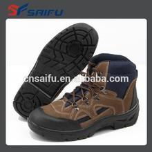 zapatos de seguridad para entrenadores de senderismo de plancha y puntera de acero