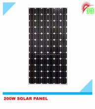Good price 200W Monocrystalline Solar panel
