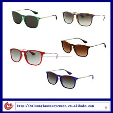 Multiple Colors Wide Frame Polarize Sunglasses Thin Temple For Women For Sale