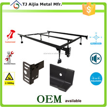 international sizes Commercial Bed Frames , metal tube bed frame