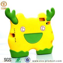 New arrival fashinable cartoon design kids shockproof tablet case for ipad mini
