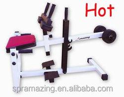 Strength Gym Fitness Equipment Seated Calf Raise Machine AMA-328