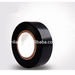 rohs approved black Jumbo roll insulation pvc tape