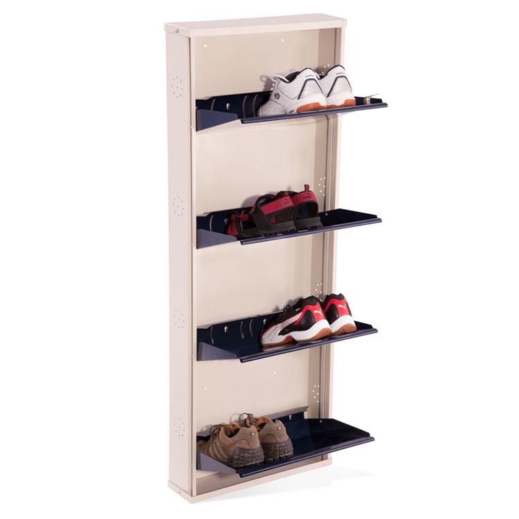 Shoe Cabinet Design Space Saving Tall Shoe Cabinet Corner Shoe Racks ...