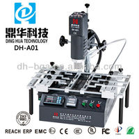 DH-A1 bga rework station for laptop xbox ps3 mobile phone motherboard with 3 years warranty