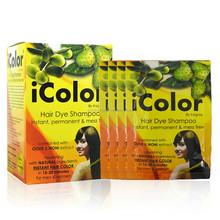 I Color Olive & Noni Extract Shampoo Hair Color Shampoo