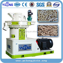 Automatic Wood Pellet Making Machine For Burning Pelletizer