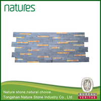 special slate beautiful marble-look wall paneling durable
