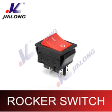 Waterproof electrical JL rocker switches for electric fireplace