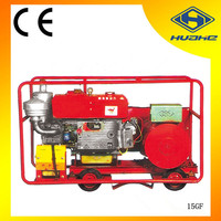 Best supplier! 15KVA 50 hz Water-Cooled Diesel Generator with CE, ISO9001, EPA, TUV