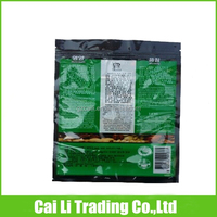 food grade nuts package resealable sachet