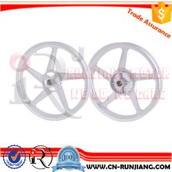 17 Inch Cub Motorcycle Alloy Aluminum Wheel Rim Assy Front Rear For Honda C90