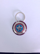 china wholesale promotional gifts cheap customization metal keychain