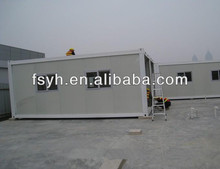 easy assemble Movable Container Site Office
