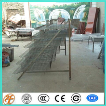quail wire mesh cage design quail cage and water system