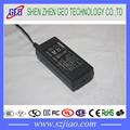 45 W 24 V 1.8A ac / dc adaptador de corriente adaptador UL / PSE / FCC / CE / CCC / ROHS / CQC escritorio