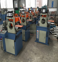 Powermatic deburring and chamfering machine for threaded bolt and fastener LDJ-80
