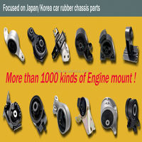 Auto Engine Mount Used for japanese/korean cars