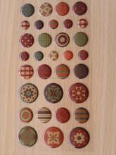 custom sticker supplier funny design 3d domed epoxy sticker for kids