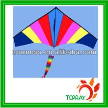 2014 New 3M large rainbow delta kite