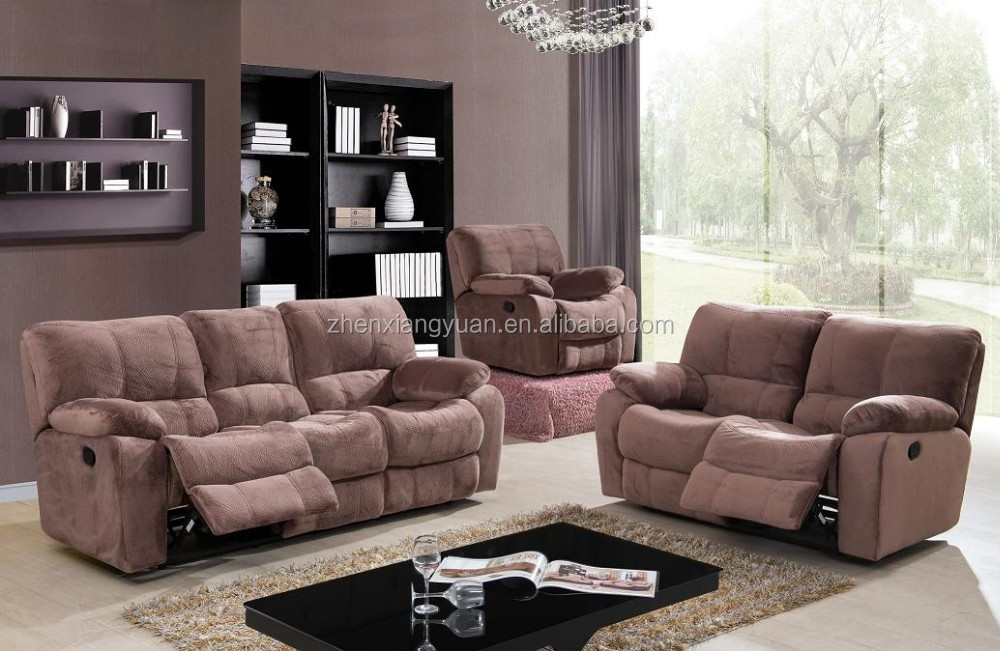 Lazy boy modern sofa set durable electric massage lift for Durable living room furniture