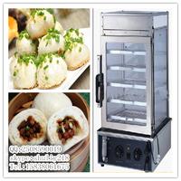 electric Bun steamer/bread steamer,bun steamer cabinet/food display steamer
