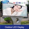 P6 Outdoor Led Panel Die-casting Cabinet Advertising Display Screen