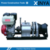 Best quality hot selling gasoline engine powered winch