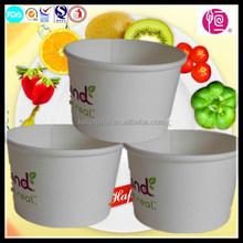 Custom Printed Frozen Yogurt & Ice Cream Paper Cup, Paper Bowls