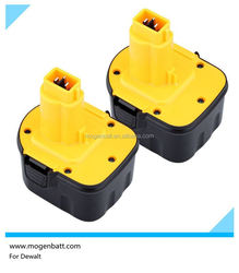 Rechargeable battery 12V Power tool battery For Dewalt 3000mah nicd 3ah for DE9074 DE9075 DE9501
