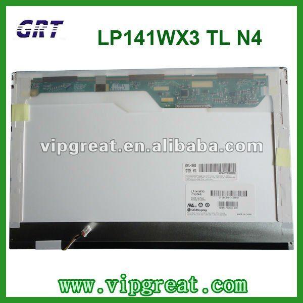 """14.1 """" LP141WX3 ( TL ) ( N4 ) del ordenador portátil lcd panel"""