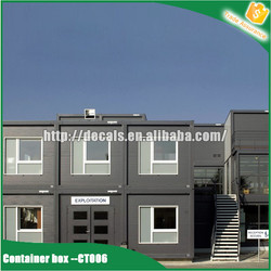 prefabricated office container drawing