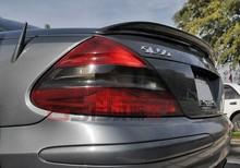 2002-2008 Mercedes Sl Class AMG Style Carbon Fiber Trunk Spoiler