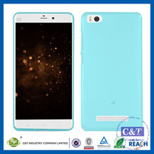 C&T Crystal Clear Transparent Flexible Soft Gel Tpu Case Cover For Xiaomi Mi 4i, For xiaomi mi4i
