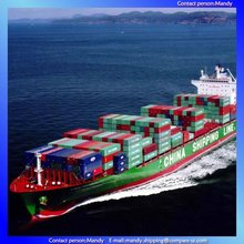 shipping service from Shanghai to Jakarta