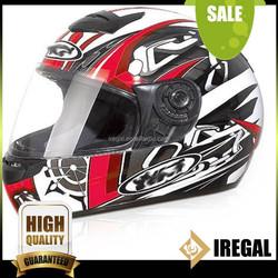 Carbon Fiber Motor Cross Full Face Helmet